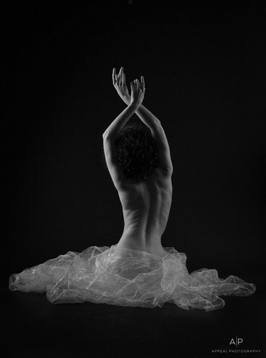 Fine Art Nude: Clara Cardinale