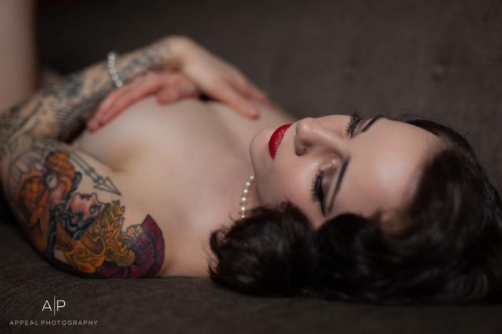 Traditional Boudoir/Alternative Modeling (Model: Natalie Laveau)