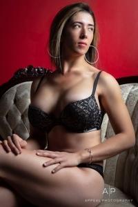 Boudoir Photography - Viktoria Lovas