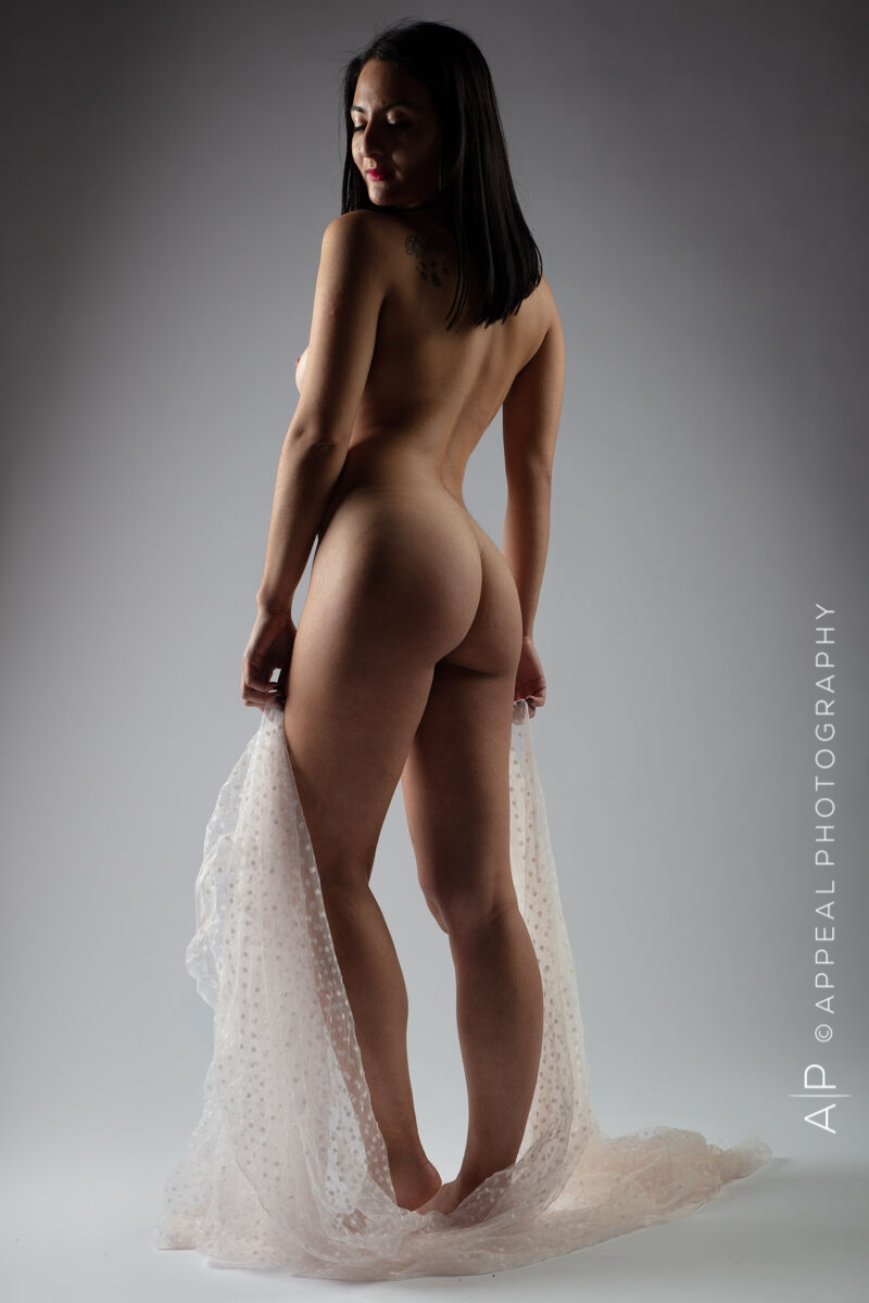 Fine Art Nude (Model: Sarita)