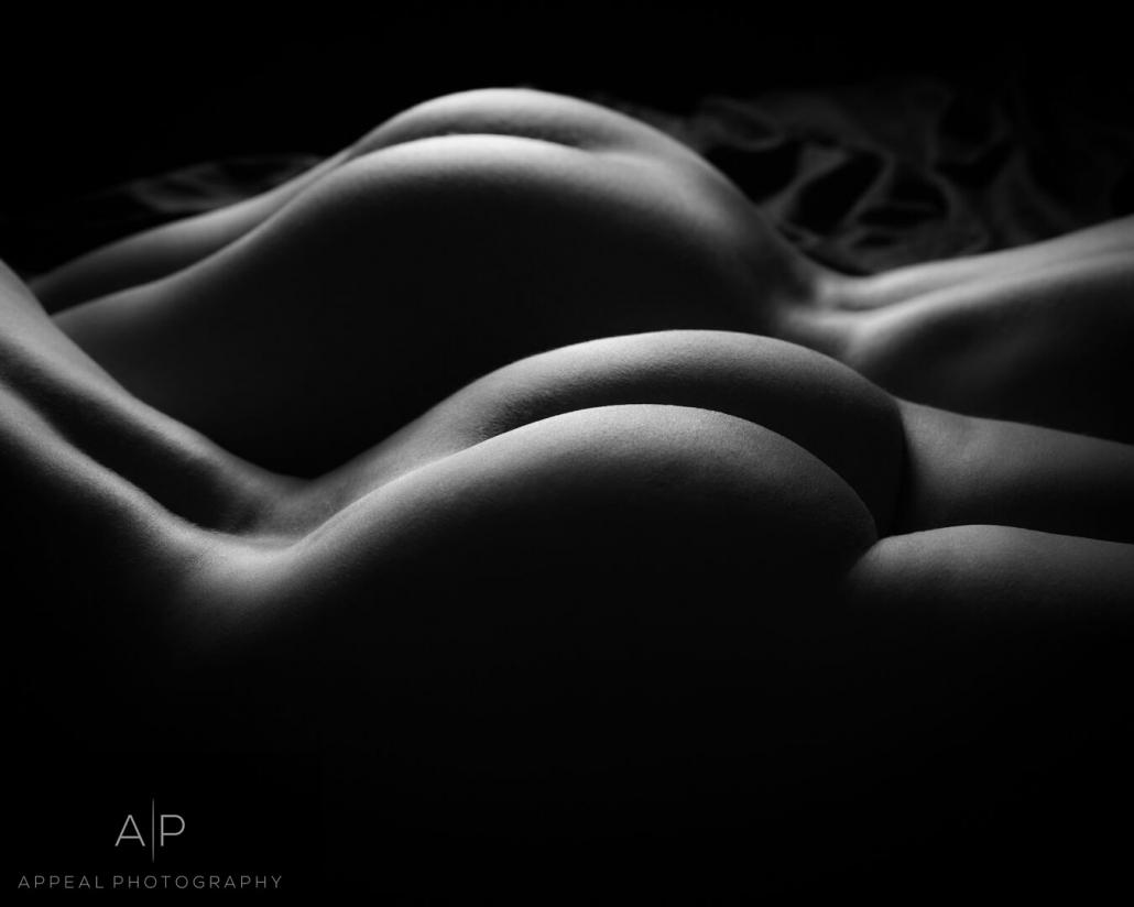 Fine Art Nude Photography (Models: Ahri Heart, Anastasia)