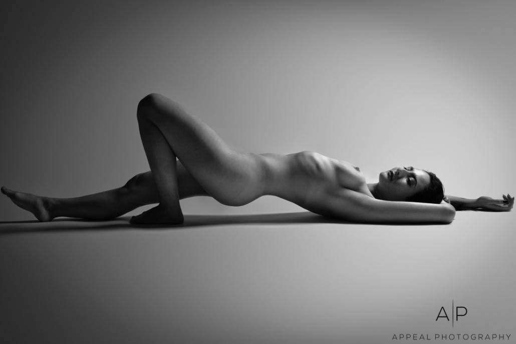 """Tractor Beam"" (Model: Sarita) - Fine Art Nude"