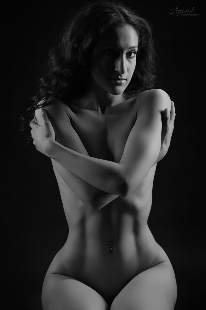 Nude artistic model photography portfolio
