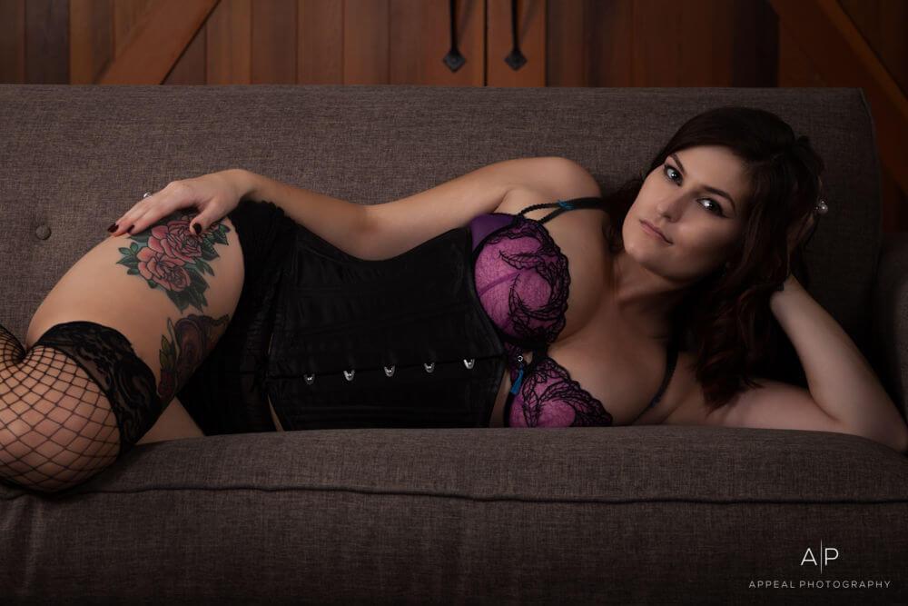 Boudoir Photography - Julia Annette