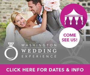 See us at the Washington Wedding Experience