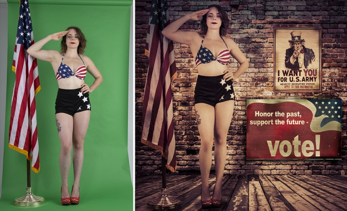 Model: Natalie Laveau