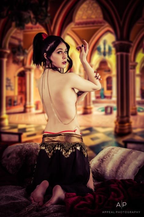 Fantasy/Cosplay (Model: Lyn Lynx)