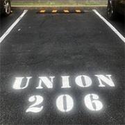 Union 206 Studio Parking Lot